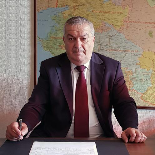 Горчханов Магомет-Башир Ибрагимович